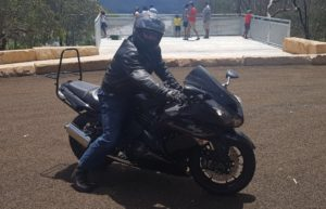 Raz Chorev Riding4acause